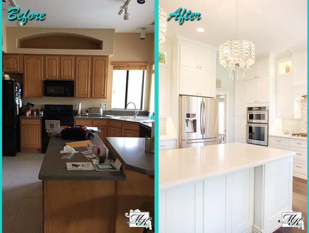 Before & After Kitchen Remodeling Mesa