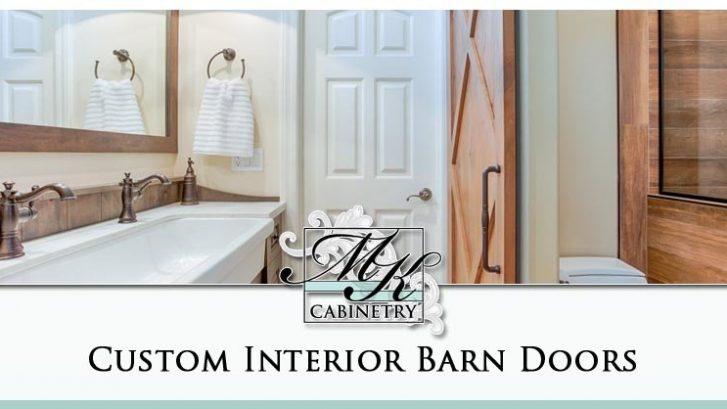Custom Interior Barn Doors