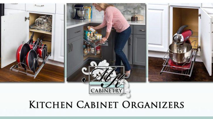 Cabinet Organizers