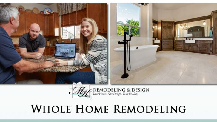 Whole Home Remodeling